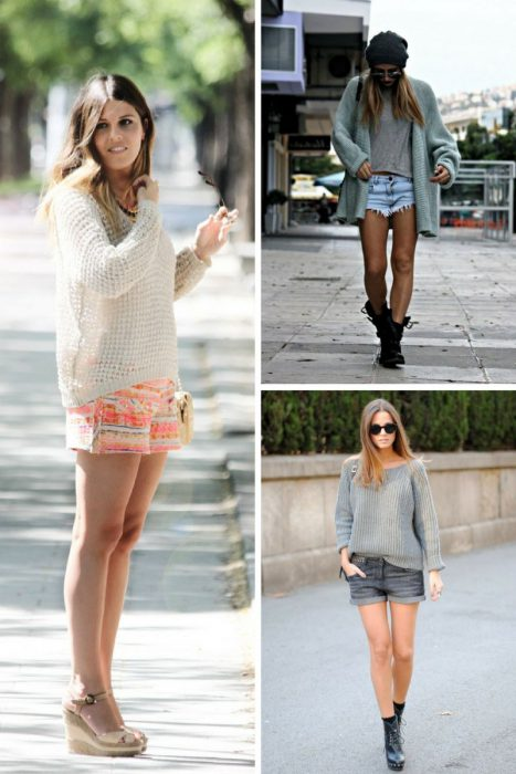 Shorts and Long Sleeves For Women 2018 (13)