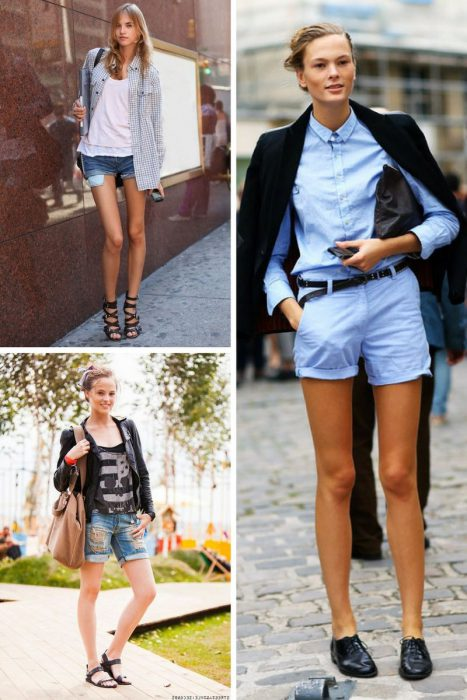 Shorts and Long Sleeves For Women 2018 (3)