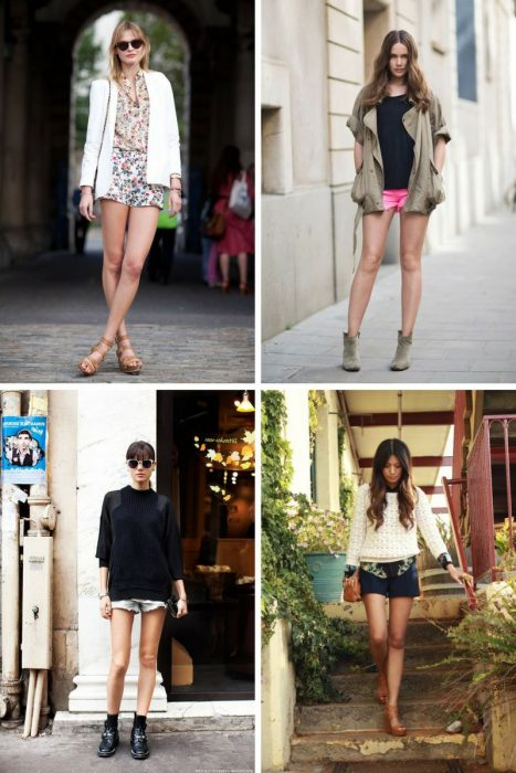 Shorts and Long Sleeves For Women 2018 (5)
