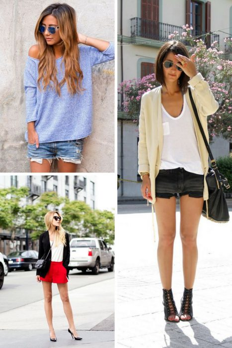 Shorts and Long Sleeves For Women 2018 (6)