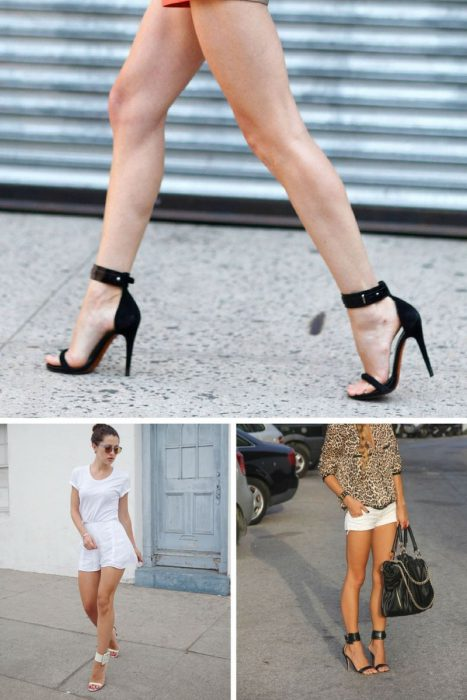How To Wear Single Strap Heeled Sandals 2019