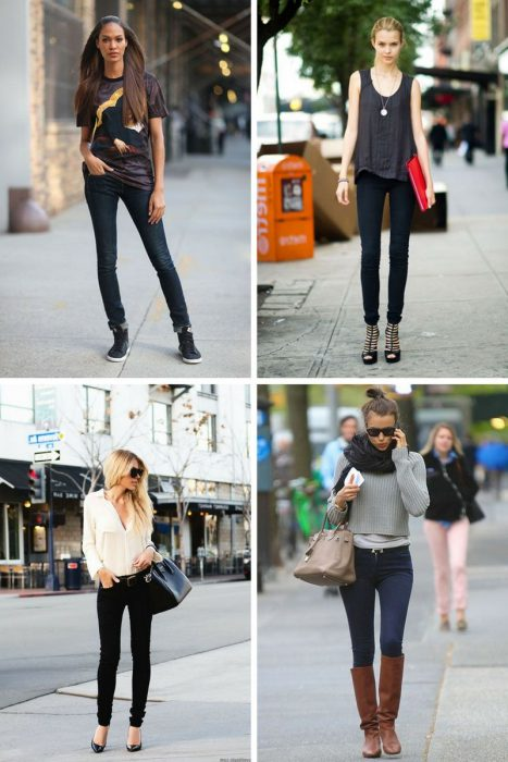 Skinny Jeans For Women Who Want To Look Trendy 2019