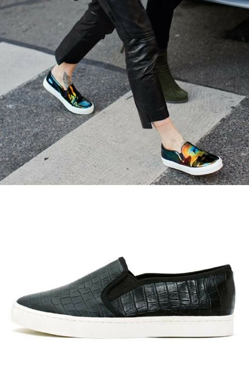 Slip On Shoes For Women Best Looks To