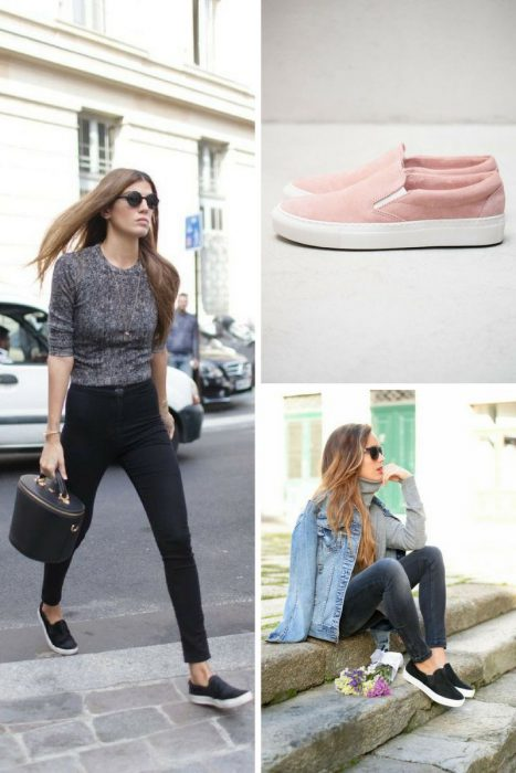 Slip On Shoes For Women Best Looks To Copy 2020