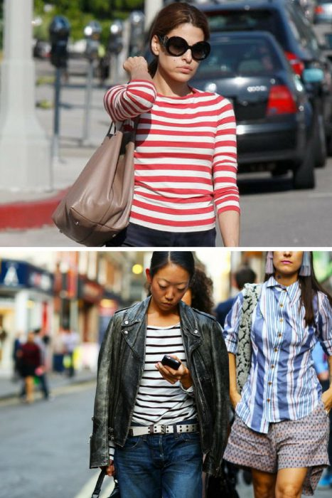 Striped Tops Are Still Trendy 2019