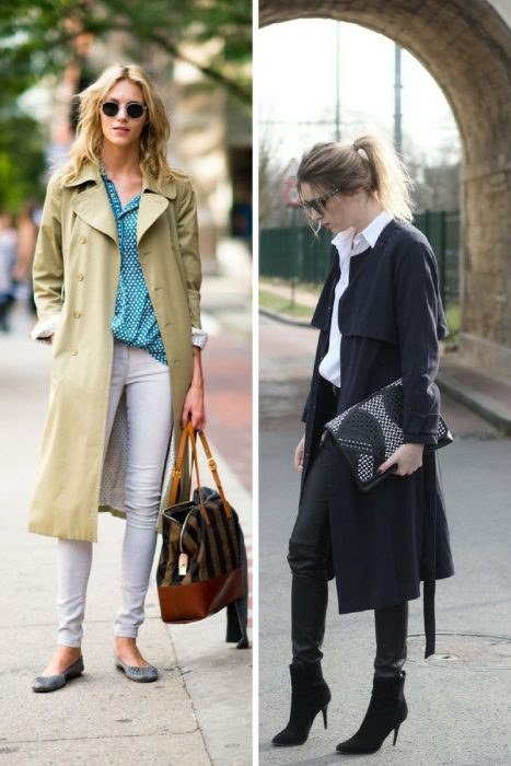 Trench Coats For Women 2018 (1)