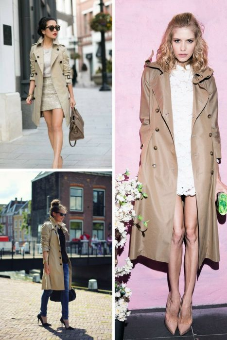 Trench Coats For Women 2018 (3)