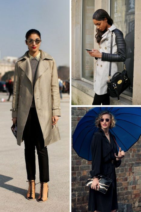 Trench Coats For Women 2018 (4)