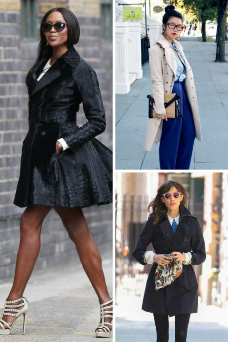 Trench Coats For Women 2018 (7)