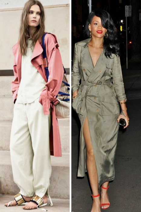 Spring Oversized Trench Coats For Women 2020