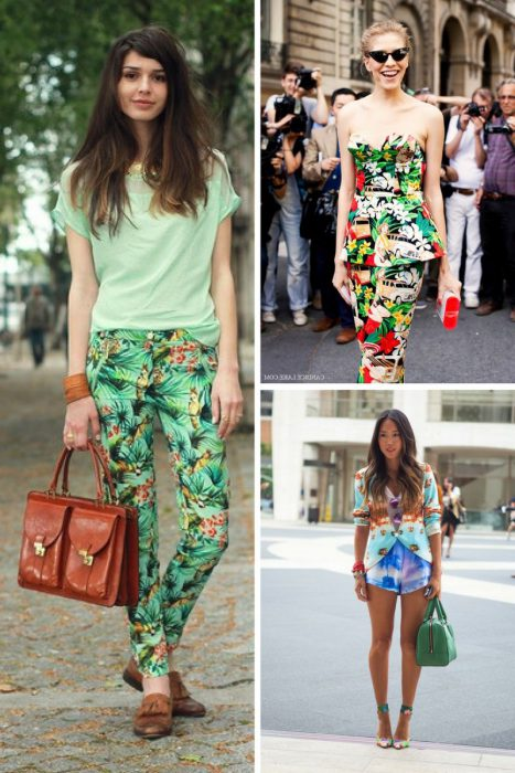 Tropical Print For Women 2018 (15)