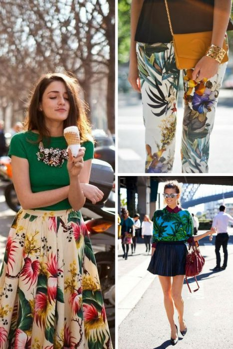 Tropical Print For Women 2018 (19)