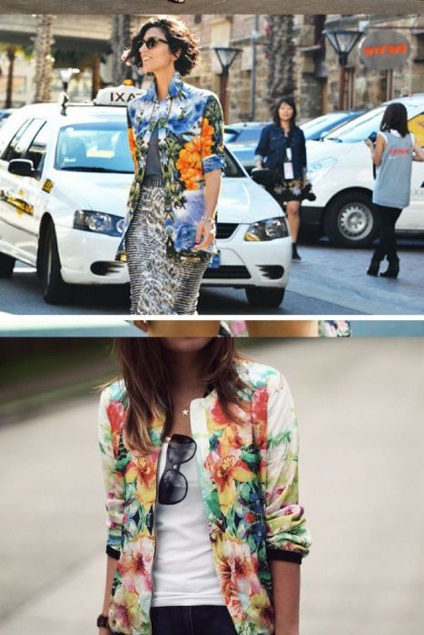 Tropical Print For Women 2018 (2)
