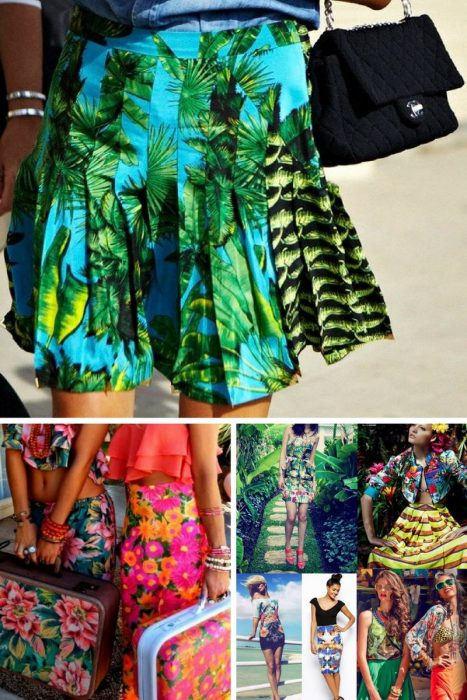 Tropical Print For Women 2018 (4)