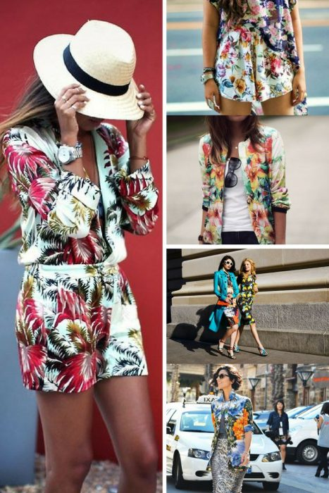 Tropical Print For Women 2018 (5)