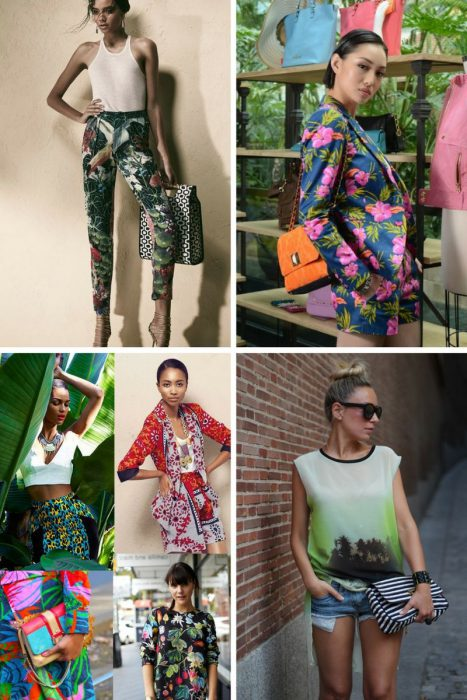 Tropical Print For Women 2018 (6)