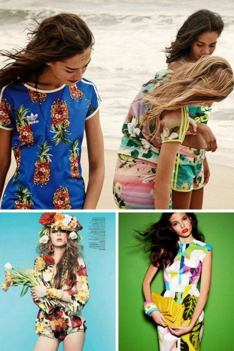 Tropical Print For Women 2018 (9)