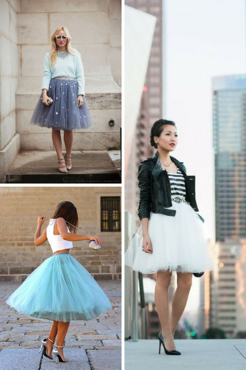 cf55d9bef3 Tulle Skirts Are New Obsession 2019 - OnlyWardrobe.com