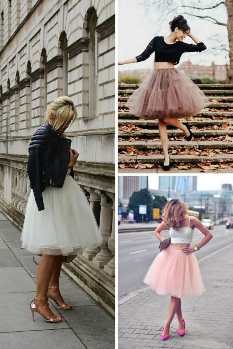 Tulle Skirts Are New Obsession 2019
