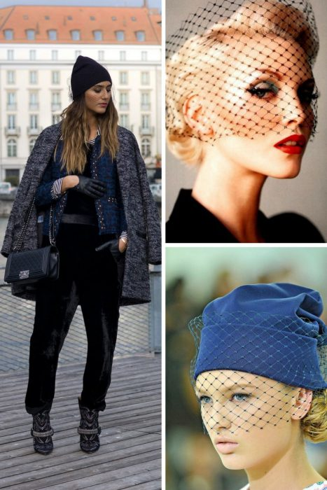 Veiled Beanies For Women 2018 (3)
