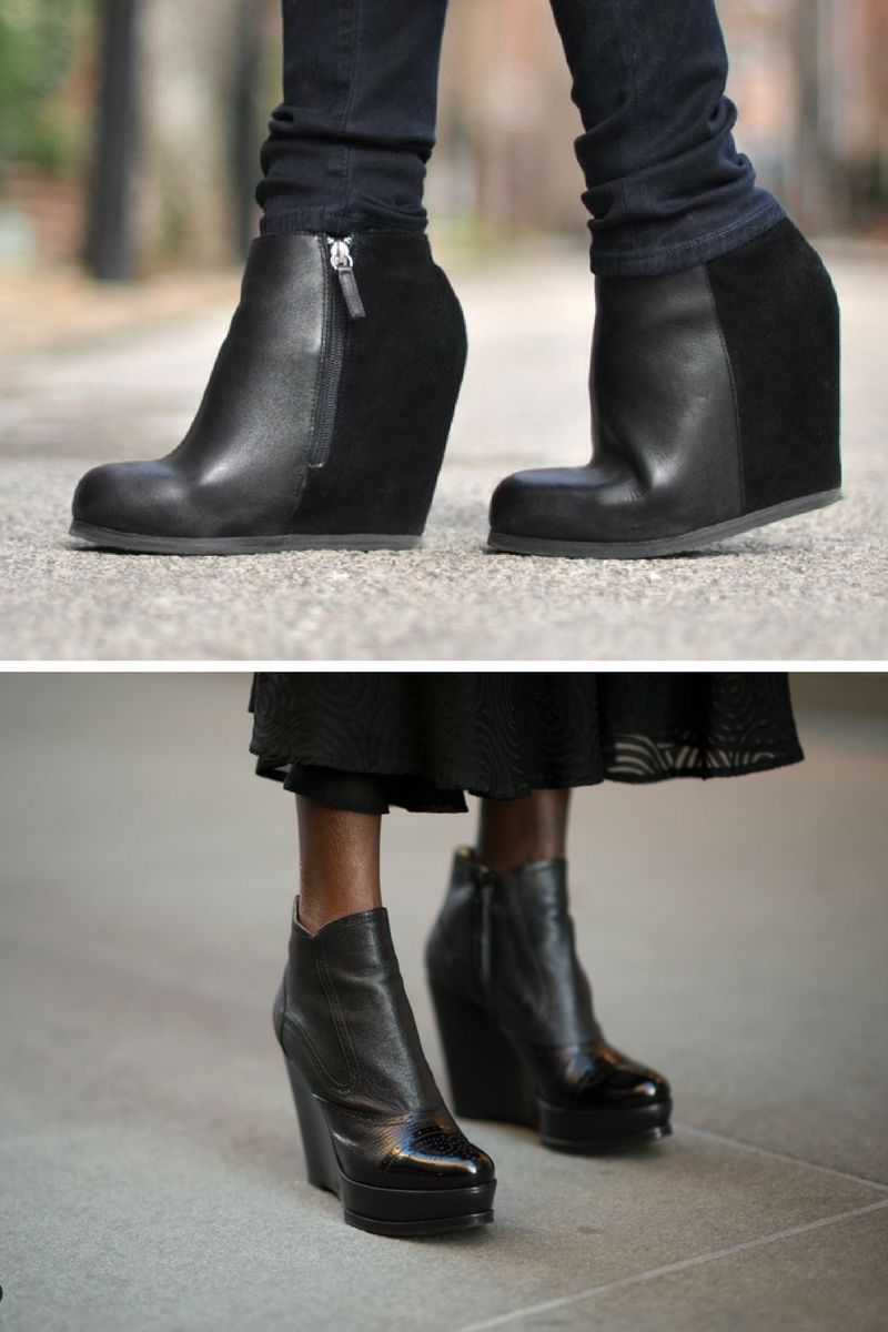 b65b03b2314 Ankle Boots With Skirts 2018