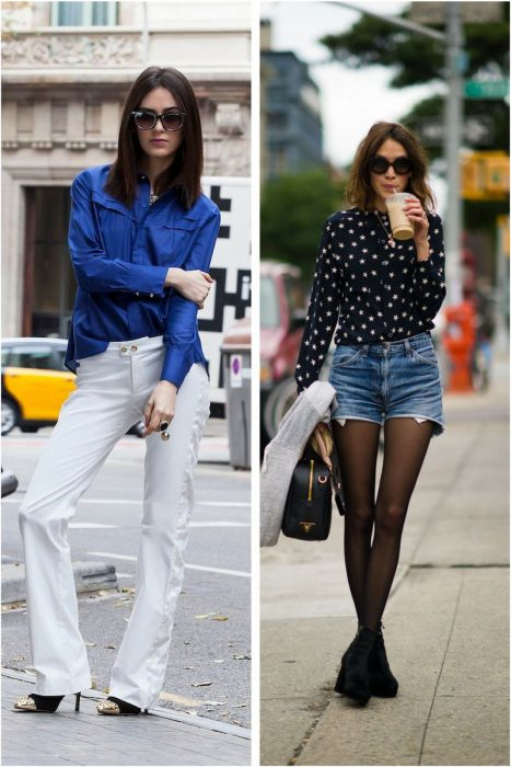 How To Wear Shirts And Blouses Fashion Tips 2019