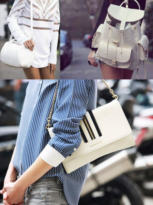 White Bags For Women 2018 (11)