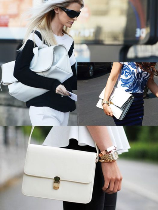 White Bags For Women 2018 (14)