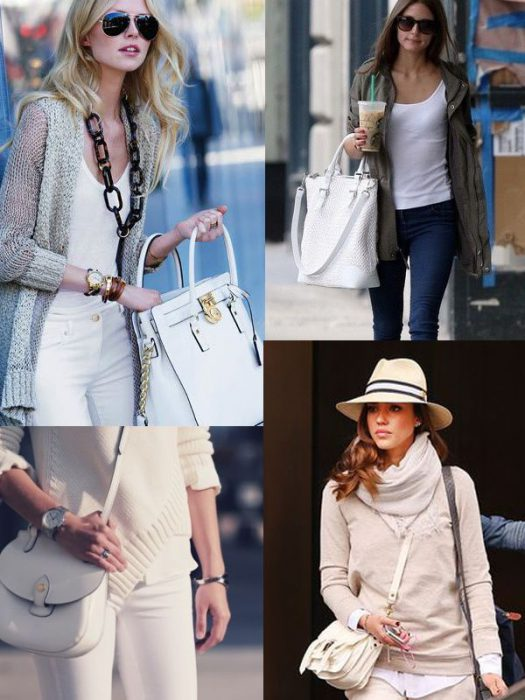 White Bags For Women 2018 (15)
