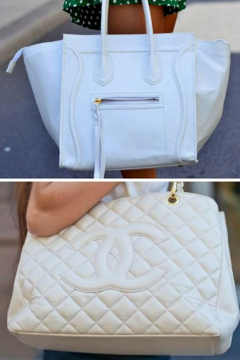 White Bags For Women 2018 (9)
