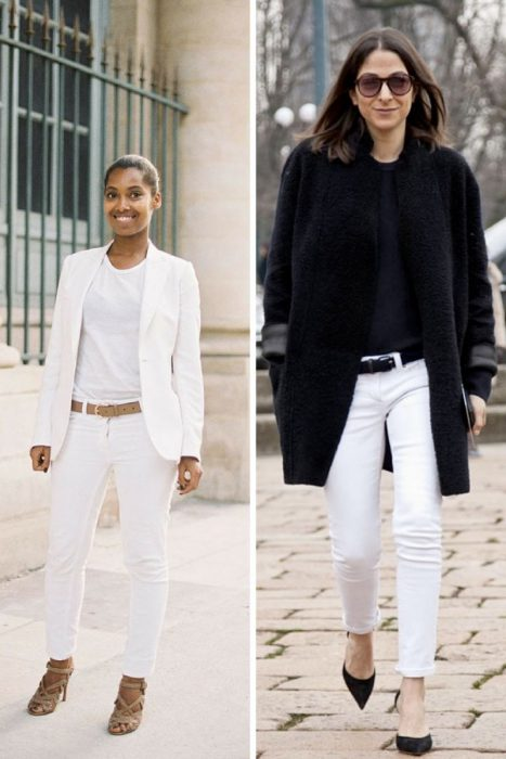 White Jeans For Women 2018 (1)