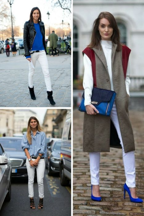 White Jeans For Women 2018 (8)