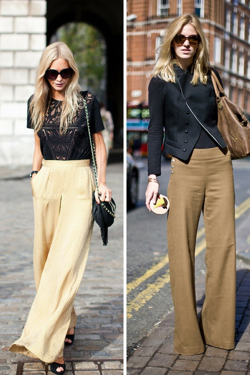 Wide Leg Pants Are Back In Style This 2018 And This Is How To Wear Them | OnlyWardrobe.com