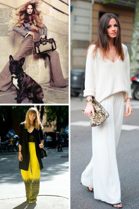 Wide Leg Pants Are Back In Style And This Is How To Wear Them 2019