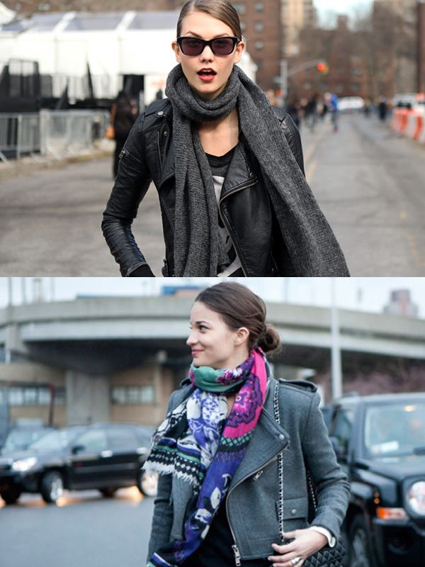 How To Wear Scarves This Winter 2019 Onlywardrobe Com
