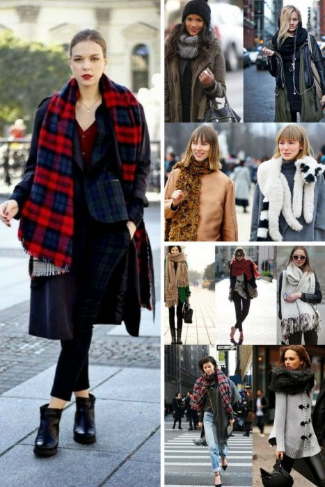 How To Wear Scarves This Winter 2020