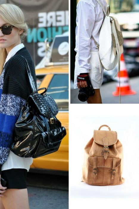 Yes, Backpacks Are Back In Style 2021