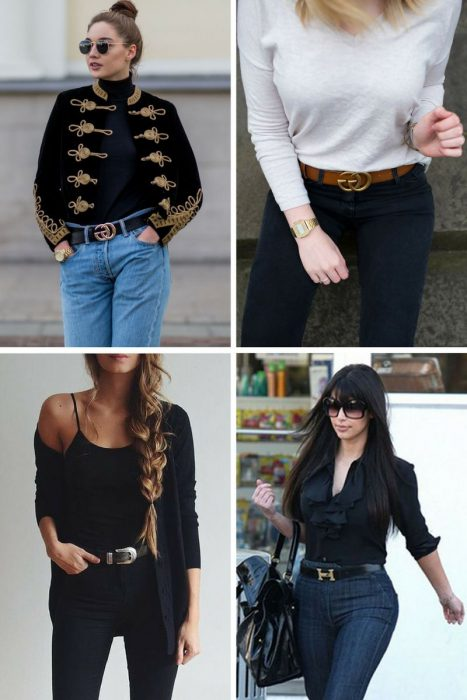 With What To Wear Buckle Belts 2020