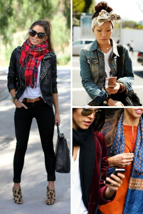 Beautiful Ways To Wear Scarves This Winter 2019