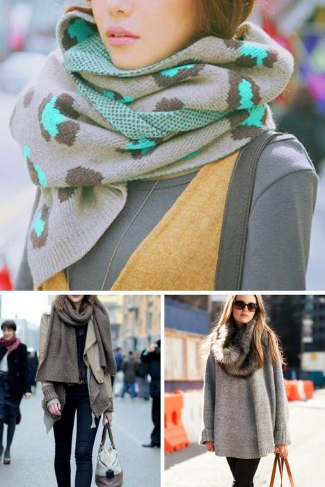 Beautiful Ways To Wear Scarves This Winter 2020