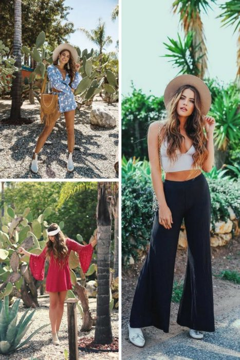 How To Dress In Boho Style, Like Jamie Kidd of The Blogging Jay 2019