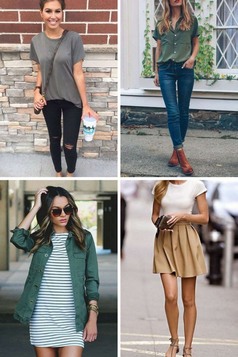 Simple And Easy To Wear Casual Outfit Ideas 2018 ...