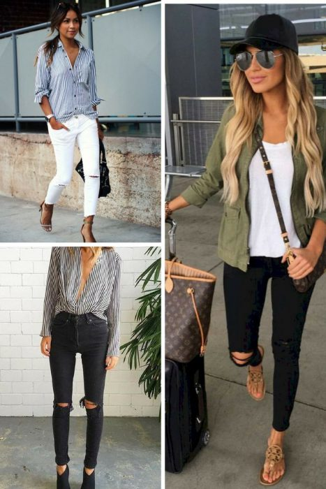 Simple And Easy To Wear Casual Outfit Ideas 2018 | OnlyWardrobe.com
