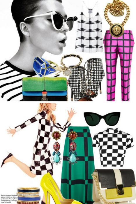 Checkered Print Obsession 2019
