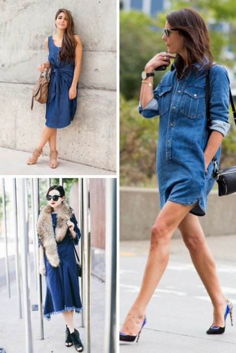 Must Have Denim Dresses 2019