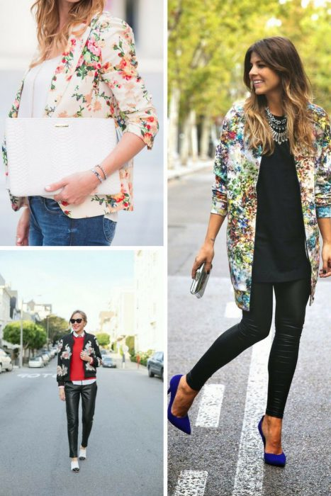 Floral Jackets Outfits 2018 (2)