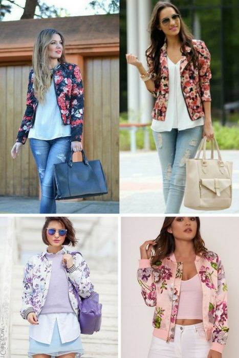 Floral Jackets Outfits 2018 (3)