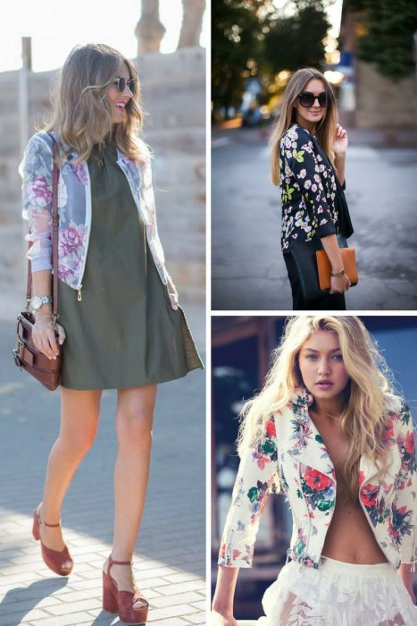 Floral Jackets Outfits 2018 (7)