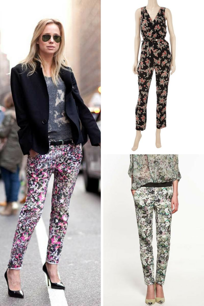 Details about Ladies Floral Print Palazzo Trousers Womens Summer Wide Leg Pants Plus Size Ladies Floral Print Palazzo Trousers Womens Summer Wide Leg Pants Plus Size | Add to watch list. Seller information. e-clothing % Positive feedback. Save this Seller. Contact seller.