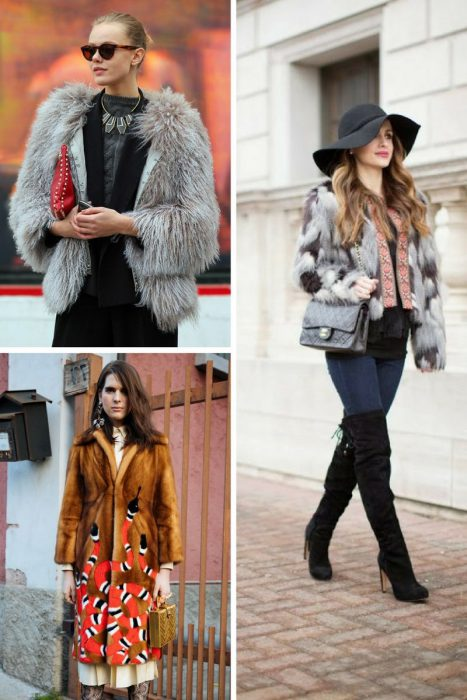How To Style Fur Coats 2019